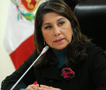 Resultado de imagen para Martha Chávez Cossío